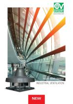 ROOF FANS RANGE INDUSTRIAL VENTILATION