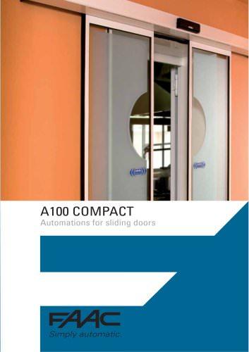 Automatic door A100