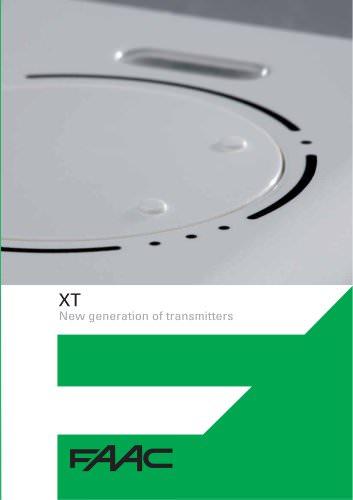 Transmitters XT