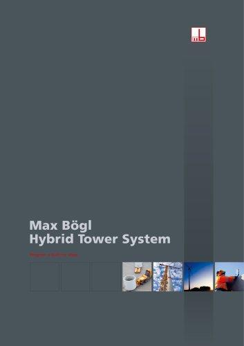 Max Bögl Hybrid Tower System