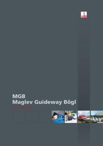 MGB - Maglev Guideway Bögl