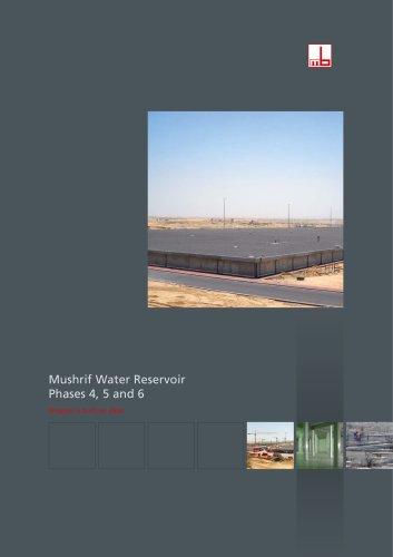 Mushrif Water Reservoir Phases 4, 5