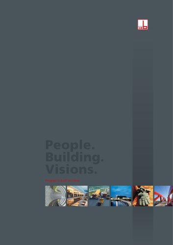 People. Building. Visions.