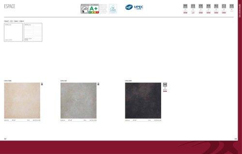 Espace Catalogue