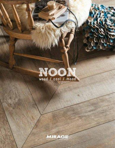 NOON wood / cool / mood