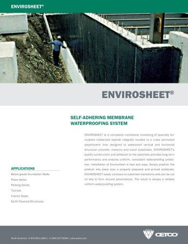 ENVIROSHEET®