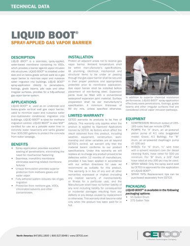 LIQUID BOOTS