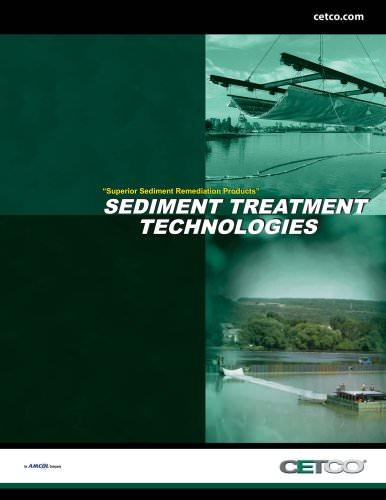 SEDIMENT TREATMENT TECHNOLOGIES