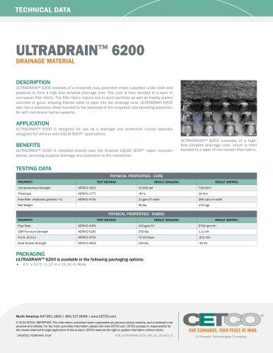 ULTRADRAIN