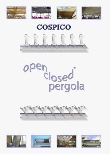 open closed pergola