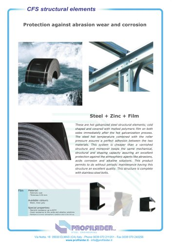 Protection against abrasion wear and corrosion