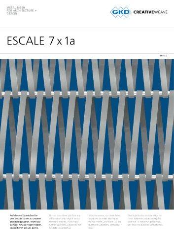 ESCALE 7 x 1a