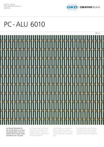 PC - ALU 6010