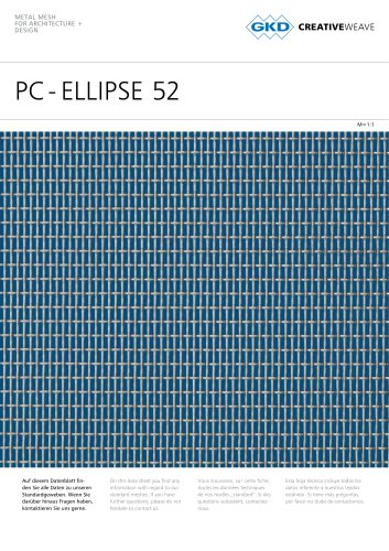 PC - ELLIPSE 52