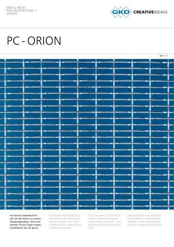 PC - ORION