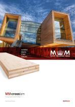 MM crosslam - Cross-laminated timber (Technical Data)