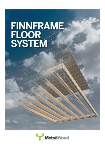 Finnframe Floor System