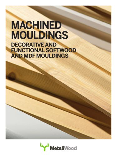 Machined Mouldings