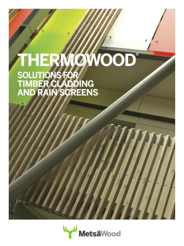 ThermoWood Claddings