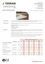 TERRAM Standard geotextiles