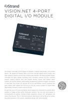 Vision.Net 4-Port Digital I/O Module