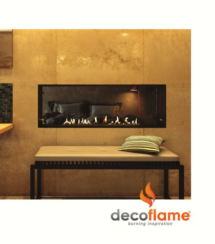 Decoflame Product Catalogue 2016