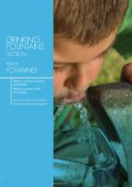 DRINKING FOUNTAINS SECTION