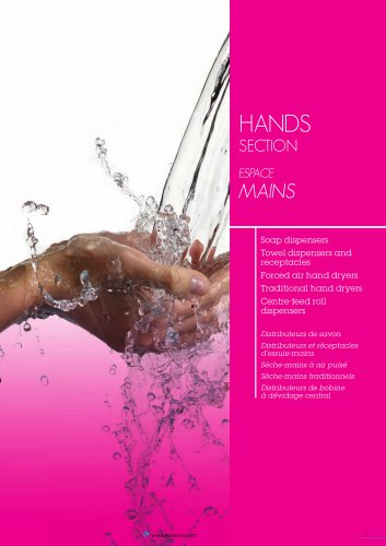 HANDS SECTION
