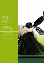 WASTE COLLECTION SECTION