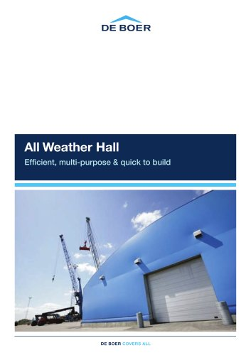 All Weather Hall