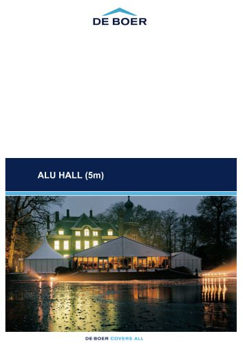 ALU HALL (5m)