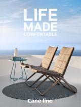 Outdoor furniture catalogue 2014