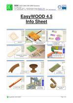EasyWOOD 4.5 Info Sheet