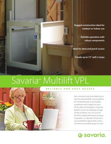 Multilift Vertical Platform Lift
