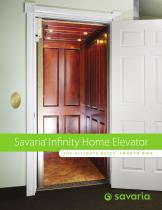 Savaria Infinity Home Elevator