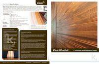 Kirei Windfall Spec Sheet