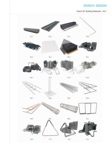 Building Materials - Vol.1