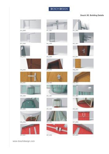 Dosch 3D Building Details