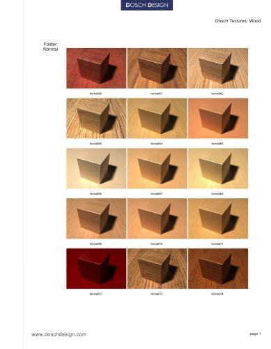 DOSCH Textures: Wood
