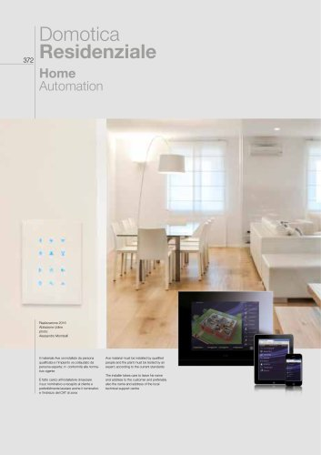 2018/19 General Catalogue - Home Automation
