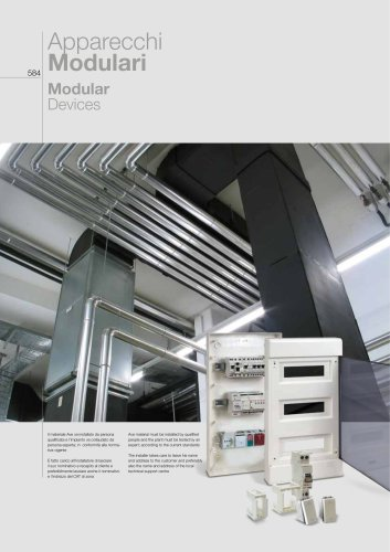 2018/19 General Catalogue - Modular Devices