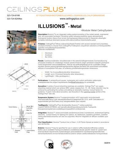 ILLUSIONS?- Metal
