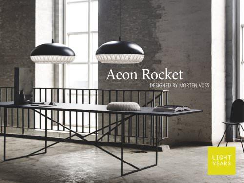 Aeon Rocket by Morten Voss
