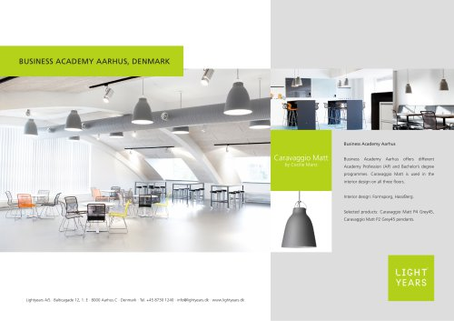 Business Academy, Aarhus