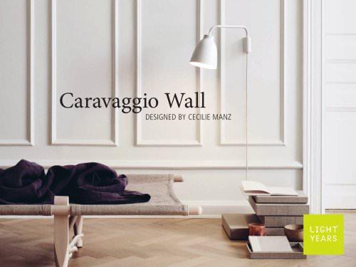 Caravaggio Wall by Cecilie Manz