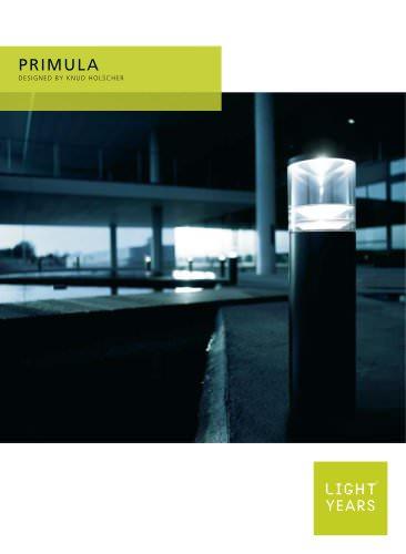 Lightyears Primula brochure