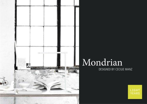 Mondrian Table