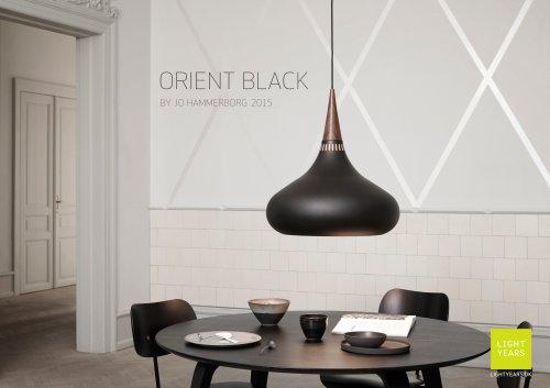 NEW: Orient Black