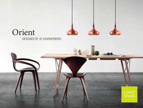 Orient by Jo Hammerborg