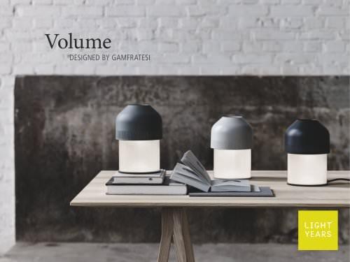 Volume by GamFratesi